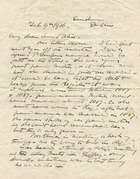 YEATS, LILY Autograph letter signed by Lily Yeats at, Dundrum, Dublin, dated February 9th, 1916. ..., Fine Irish Art at Adams Auctioneers