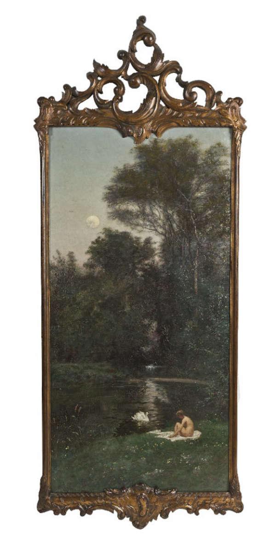 Lot 33 William John Hennessy 1839 1917 Breton Girl