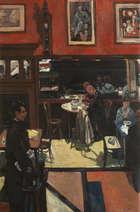 Hector McDonnell RUA (b. 1947, fl.1970's) ''The Craftweek at Bewleys Cafe, Nov. 2004'' Oil on can..., Fine Irish Art at Adams Auctioneers