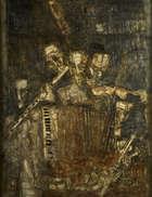 JOHN B. VALLELY (B.1941) Fireside Session (c.1965) Oil on canvas,  91.5 x 71cms(36 x 28'')  Prove..., Fine Irish Art at Adams Auctioneers