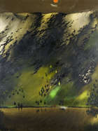 Patrick Hickey HRHA (1927-1998) Escarpment, Glendalough Oil on canvas, 101 x 76 cm (40 x 30'') Si..., Fine Irish Art at Adams Auctioneers