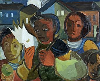 Irish Women Artists 1870 - 1970