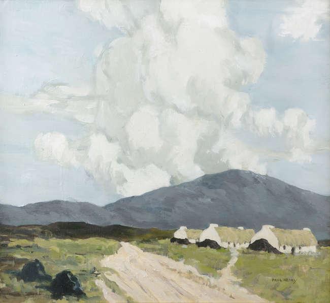 IMPORTANT IRISH ART