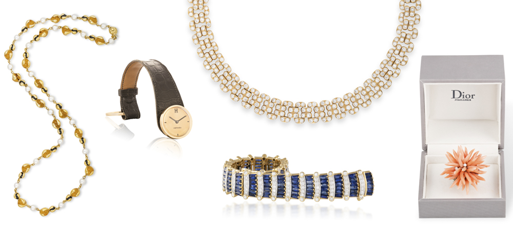 FINE JEWELLERY & WATCHES
