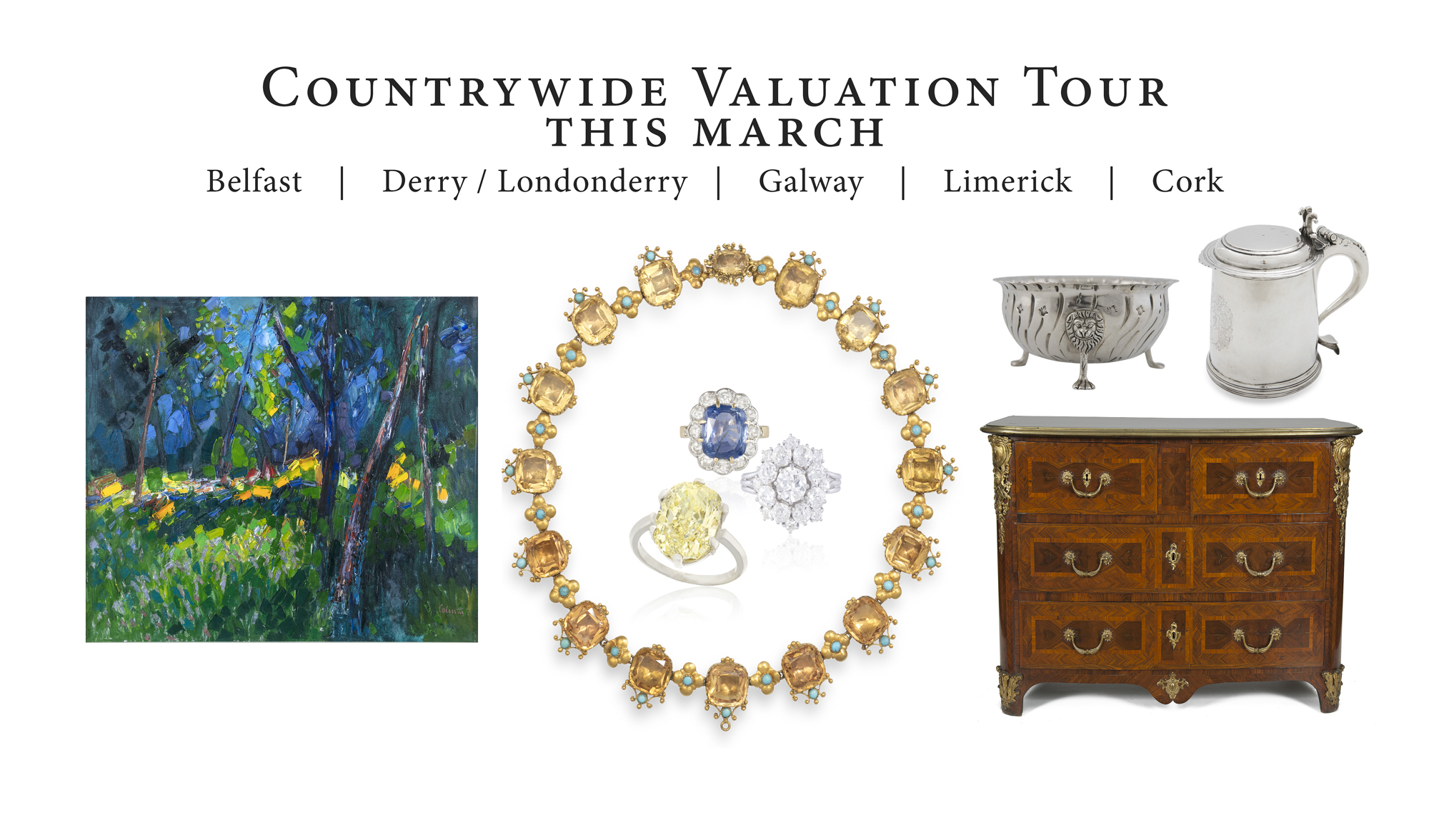 Countrywide Valuation Tour This March