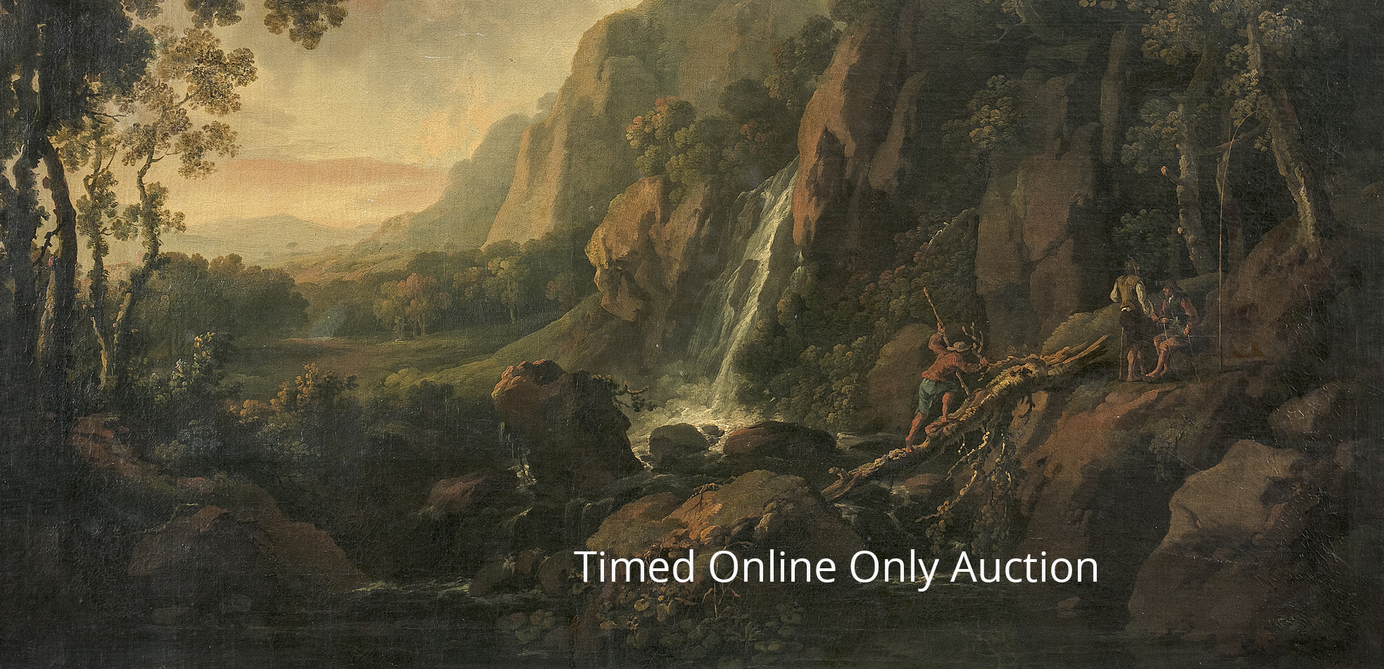TOWNLEY HALL PART II - Timed Internet Auction