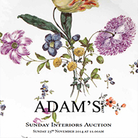 SUNDAY INTERIORS AUCTION