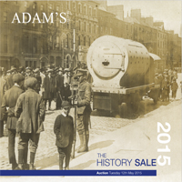 THE HISTORY SALE