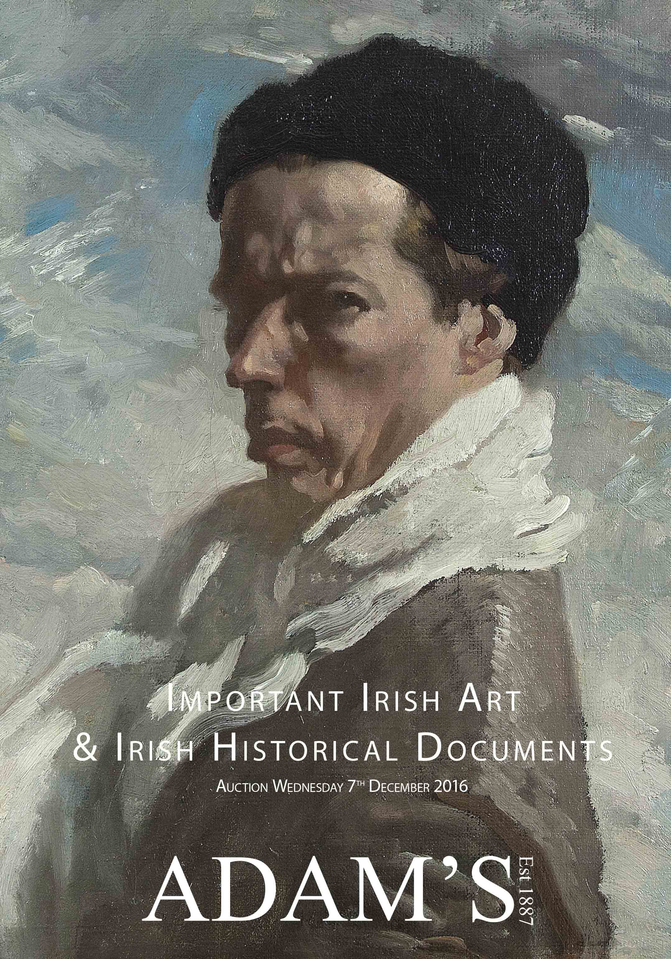 An Important Collection of Irish Historical Documents