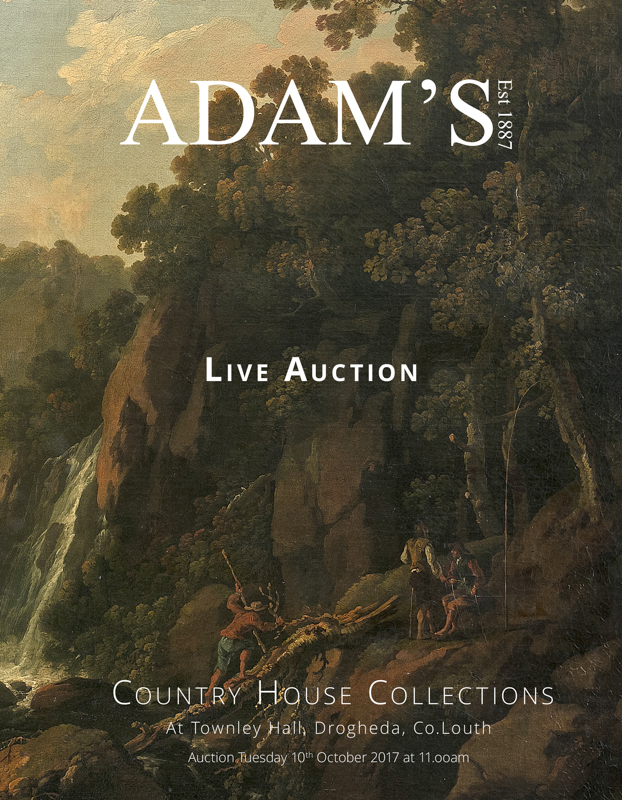 TOWNLEY HALL PART I - Country House Collections Live Auction