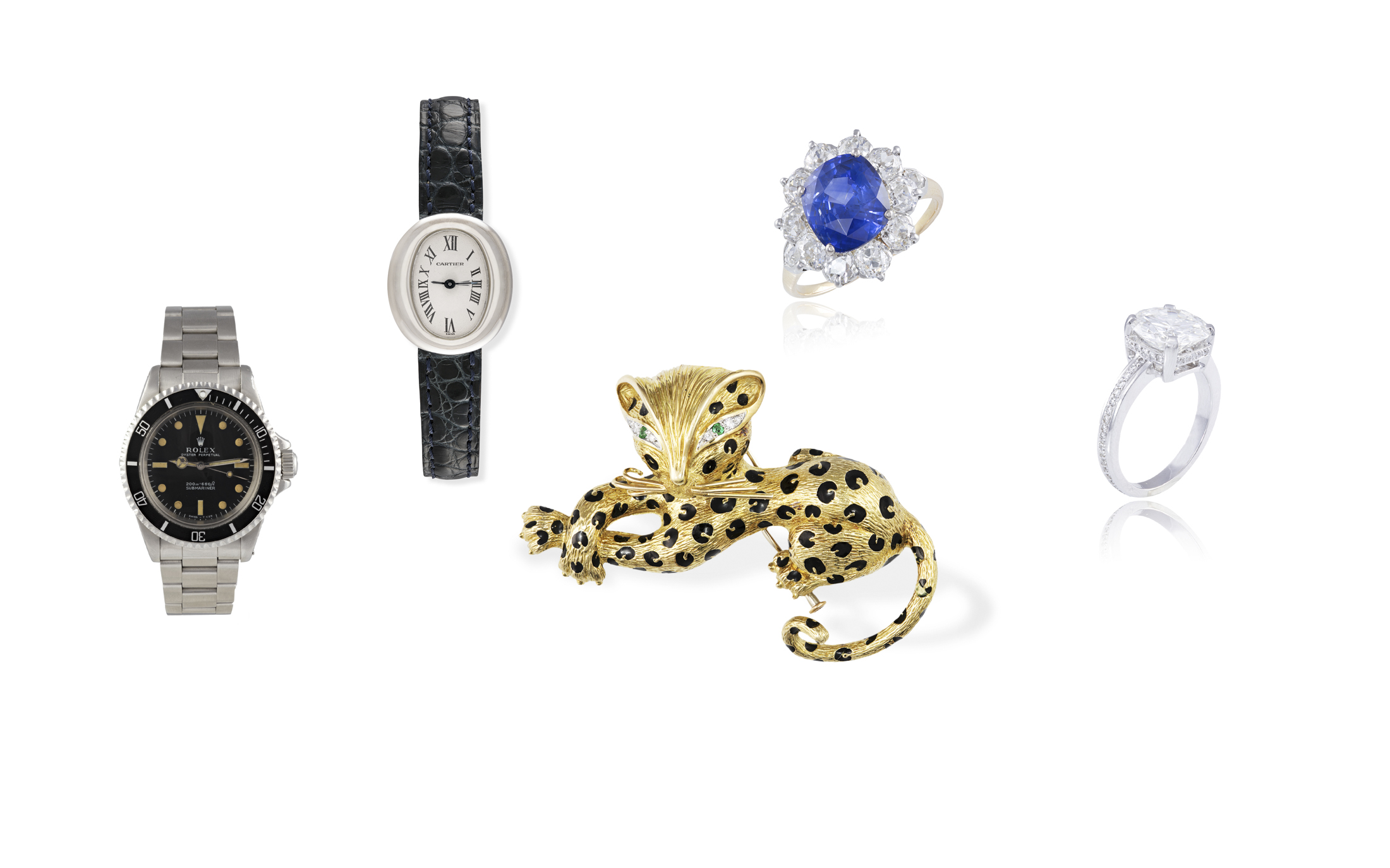 WE ARE NOW ACCEPTING ENTRIES FOR OUR SEPTEMBER SALE OF JEWELLERY AND WATCHES
