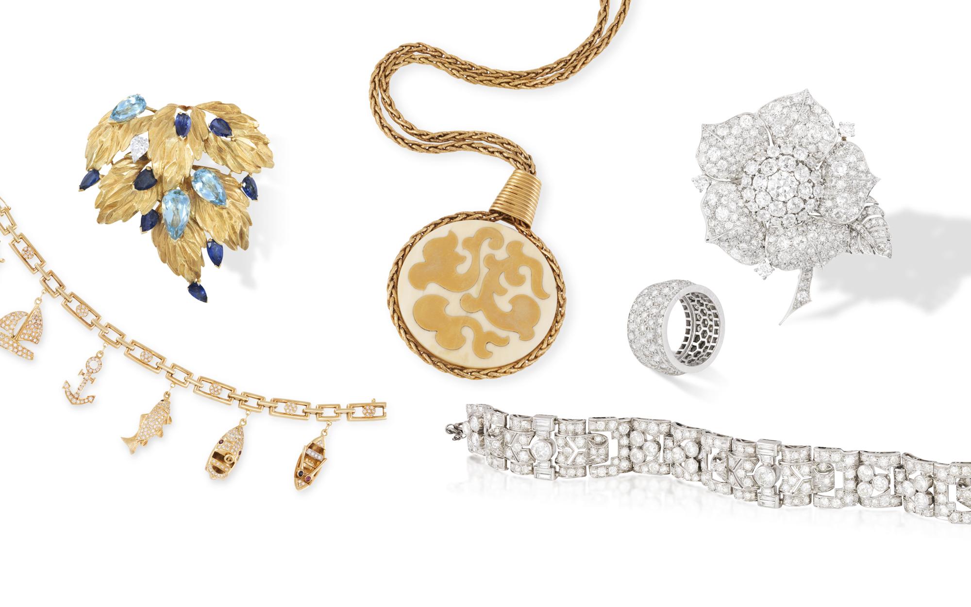 Fine Jewellery & Watches